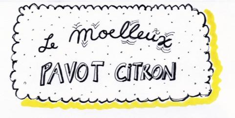 gâteau pavot citron pour parents - COUV