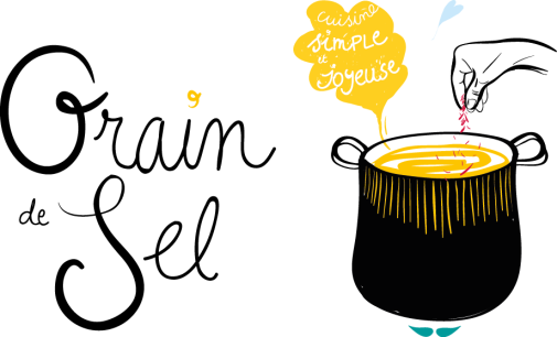 Logo Grain de Sel